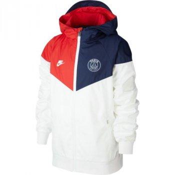 Paris Saint-Germain Windrunner Big Kids' Jacket CI2116-104