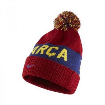 Nike FCB U NK POM BEANIE KNITTED HAT CK1734-620