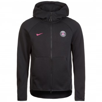 NIKE PSG 18/19 NSW TECH FLEECE HOODIE AUT JKT AH5204-010