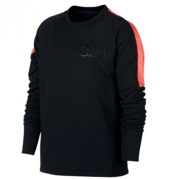 NIKE CR7 DRY CREW TOP BOYS LS AA9890 -010