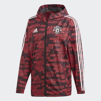 ADIDAS MUFC 18/19 WINDBREAKER DP2322