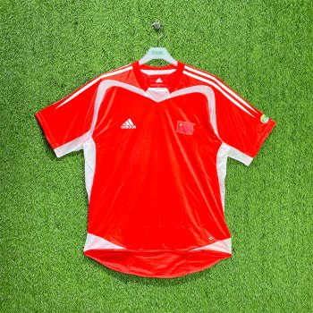 Adidas National Team 2004 China (A) S/S