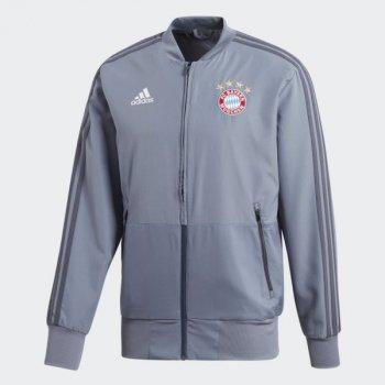 ADIDAS FC BAYERN 18/19 EU PRE JKT CW7305
