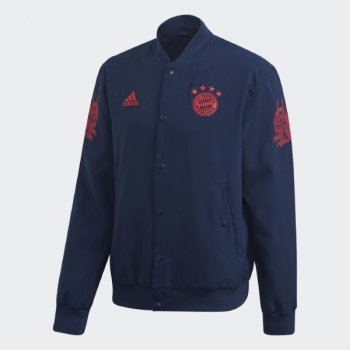 ADIDAS FCB CHINESE NEW YEAR JACKET FQ6587