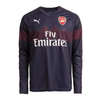 PUMA Arsenal 18/19 (A) L/S Jersey with printing