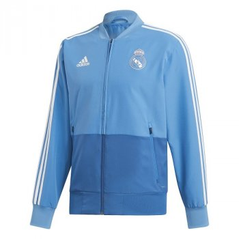 ADIDAS REAL MADRID 18/19 PRESENTATION JACKET DZ9309