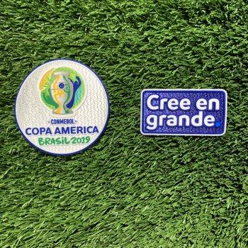 COPA AMERICA BRASIL 2019 + CREE EN GRANDE