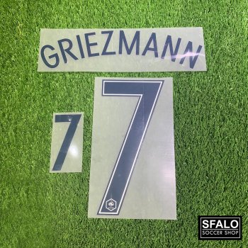 FRANCE 16 (AWAY) NAVY  (#7 GRIEZMANN)