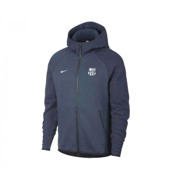 NIKE FCB 18/19 NSW TECH FLEECE HOODIE JKT AH5199 -451