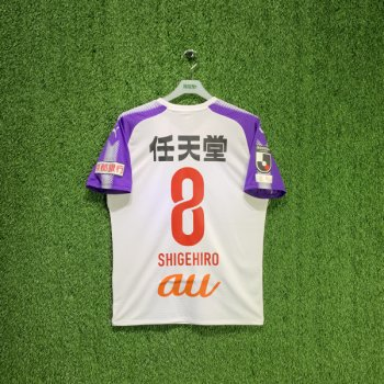 KYOTO SANGA FC 2019 (AWAY) S/S JSY 920984KS2 w/ Nameset ( #8 SHIGEHIRO)