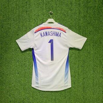 JAPAN 14 (HOME) S/S GK JSY w/ NAMESET (#1 KAWASHIMA)