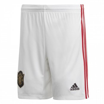 NIKE MUFC 19/20 (HOME) KIDS SHORTS