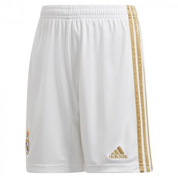 REAL MADRID 19/20 (HOME) KIDS SHORTS