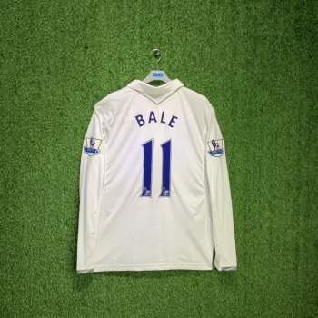 UNDER ARMOUR TOTTENHAM HOTSPURS 12/13 (HOME) L/S JSY 1233389-100 w/ NAMESET (#11 BALE)
