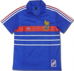 ADIDAS National Team 1984 France (HOME) S/S Jersey 635473