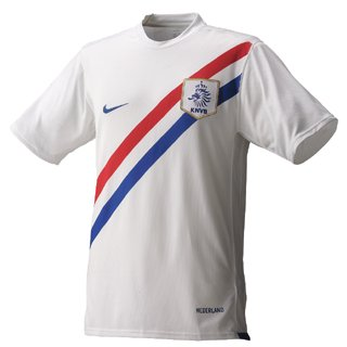 Nike National Team 2006 Nethelands (A) S/S 119325-100