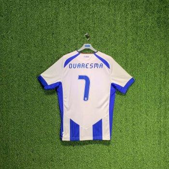 WARRIOR FC PORTO 14/15 (HOME) S/S JSY WSTM505 w/ NAMESET (#7 QUARESMA)