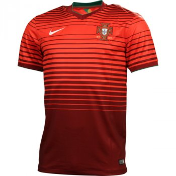 Nike National Team 2014 Portugal (H) S/S JSY 577986-677