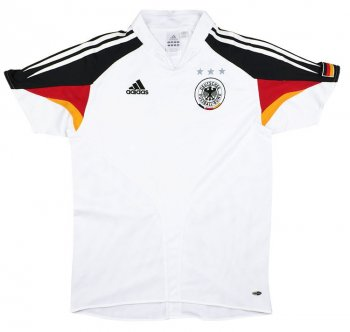 ADIDAS National Team 2004 Germany (H) Authentic S/S 643979