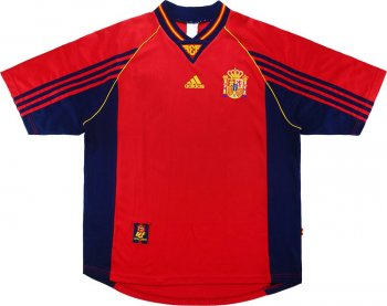 ADIDAS National Team 1998 spain (H) S/S  604867