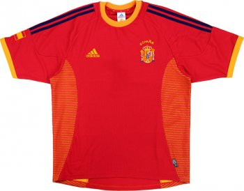 ADIDAS National Team 2002 spain (H) Authentic S/S  298546