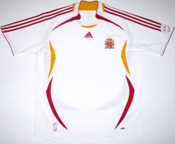ADIDAS National Team 2006 spain (A) S/S  074088