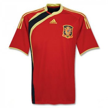 ADIDAS National Team 2009 spain (H) S/S  P06574