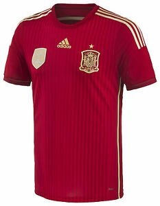 ADIDAS National Team 2014 spain (H) Authentic S/S  G85229