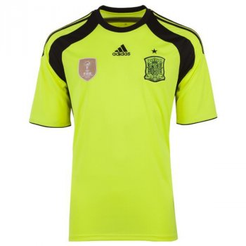 ADIDAS National Team 2014 spain (GK)  S/S  G85340