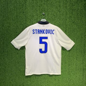 NIKE INTER MILAN 11/12 (AWAY) S/S 419986-105 w/ NAMESET (#5 STANKOVIC)