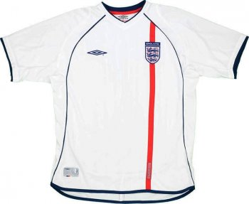 UMBRO National Team 2001 ENGLAND (H) S/S 735586