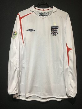 UMBRO National Team 2006 ENGLAND (H) L/S 11734301