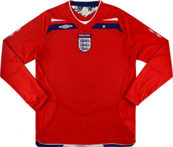 UMBRO National Team 2008 ENGLAND (A) L/S 18011139