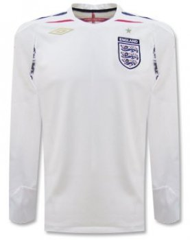 UMBRO National Team 2008 ENGLAND (H) L/S 17011205