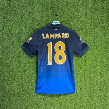 NIKE MANCHESTER CITY 14/15 (AWAY) S/S JSY 611051-476 w/ NAMESET (#18 LAMPARD)