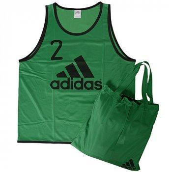 ADIDAS FOOTBALL TEAM BIBS (#2-11) P63558