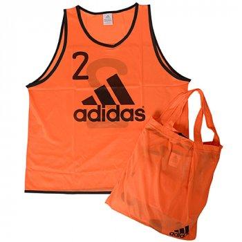 ADIDAS FOOTBALL TEAM BIBS (#2-11) P63560