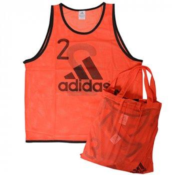 ADIDAS FOOTBALL TEAM BIBS (#2-11) P63556