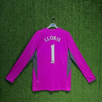 UNDER ARMOUR TOTTENHAM HOTSPURS 14/15 (HOME) S/S GK JSY 1245253-577 w/ NAMESET (#1 LLORIS)