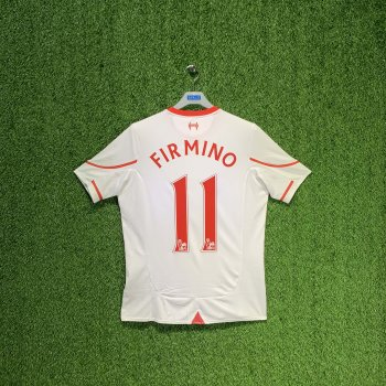 NB LIVERPOOL 15/16 (AWAY) S/S JSY WSTM546 w/ NAMESET (#11 FIRMINO)