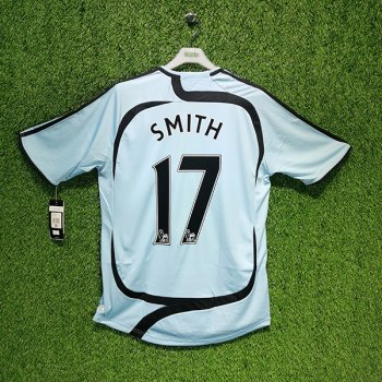 Adidas Newcastle United 07/08 (A) S/S JSY 697717 w/ NAMESET (#17 SMITH)