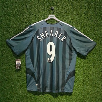 Adidas Newcastle United 05/06(AWAY) S/S JSY 110148 w/ NAMESET (#9 SHEARER)
