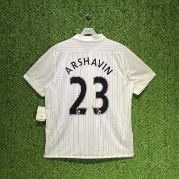 AFC 09/10 3RD S/S JSY 355058-105 w/ NAMESET (#23 ARSHAVIN)