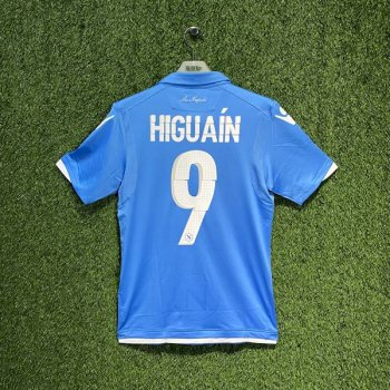 NAPOLI 14/15 (HOME) PLAYER JSY 58063800 w/ NAMESET (#9 HIGUAIN)