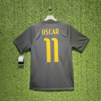 Nike National team 2014 Brazil (3RD) with #11 OSCAR nameset