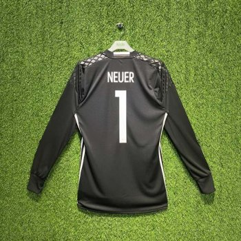 ADIDAS GERMANY 2016 (HOME) GK JSY AA0126 w/ NAMESET (#1 NEUER)