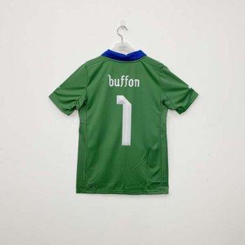 ITALY 2012 (3RD) GK S/S JSY 740359-05 w/ NAMESET (#1 BUFFON)