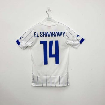 PUMA ITALIA 2014 (AWAY) Shirt Replica 744291-02 w/ NAMESET (#14 EL SHAARAWY)