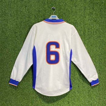 NIKE HOLAND 1997 (3RD) L/S JSY w/ NUMBER (#6 JONK)