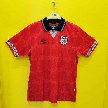 分店限定-觀塘店限定 1990英格蘭作客球衣(複刻版)